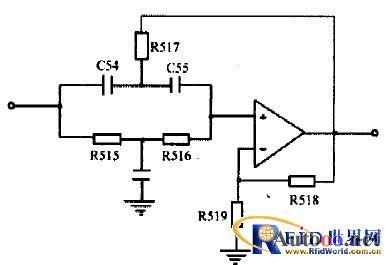 什么是陷波电路