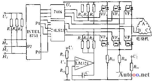 直流电动机工作原理与控制方法